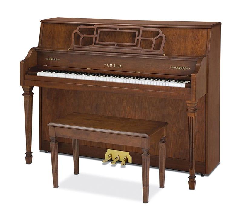 Yamaha m560 ruggero piano for Yamaha upright piano lock key