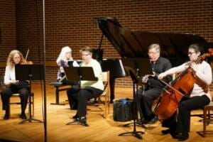 Special Concert: The Free Spirits Ensemble of the Raleigh Symphony @ Ruggero Piano