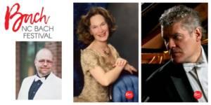 NC Bach Festival Fall Benefit Gala Concert @ Ruggero Piano