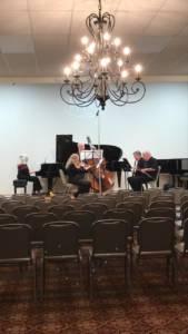 Raleigh Symphony Orchestra presents the Free Spirits Ensemble @ Ruggero Piano
