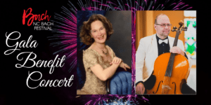 NC Bach Festival Gala Benefit Concert featuring Florence Peacock and Dr. Roman Placzek @ Ruggero Piano
