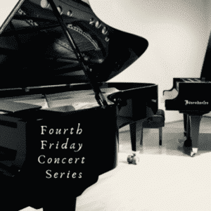 Fourth Friday Concert @ Ruggero Piano