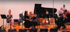 The Free Spirits Ensemble of the Raleigh Symphony Orchestra @ Ruggero Piano